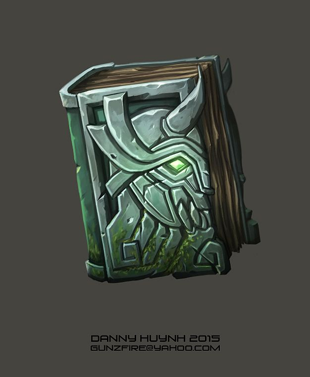 Book by 152mm on DeviantArt