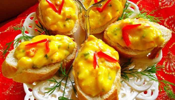 Surinaams eten – Surinaamse Eiersalade (populairste Surinaamse salade)