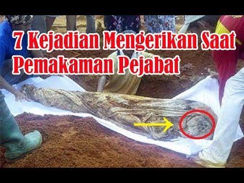 Kisah Nyata Mengerikan!! 7 Keanehan Nyata Saat Pemakaman Pejabat dijawa ...