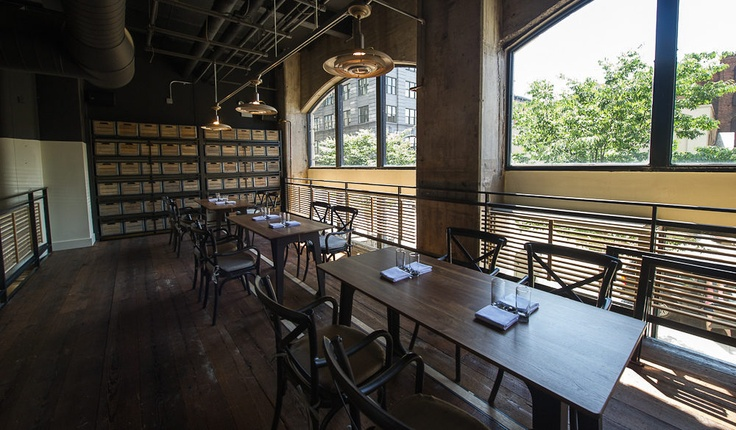 Governor, the Colonie Team's New Dumbo Restaurant - Eater Inside - Eater NY