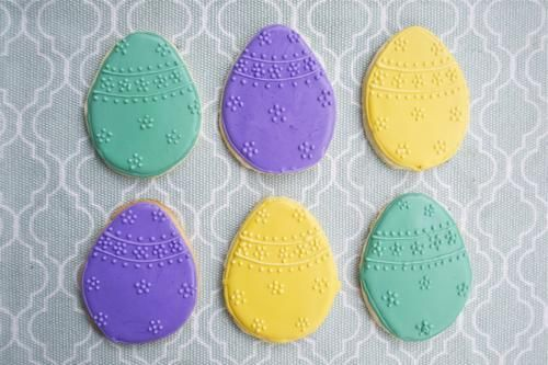 Sugar Cookies | A delicious gluten-free sugar cookie with royal icing ...