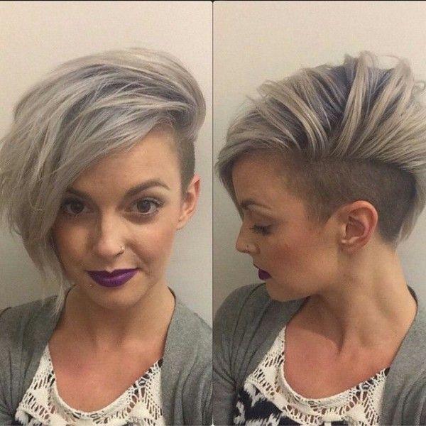 Corte de pelo para mujer estilo hombre
