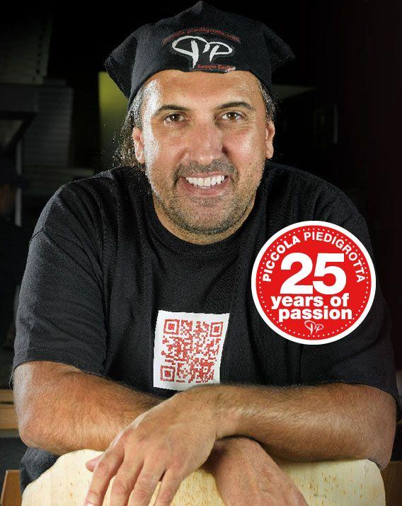 Chef Giovanni Mandara (Piccola Piedigrotta, Reggio Emilia, Pizzeria Gourmet)