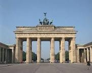 Brandenburger Tor, Berlin, Germany.