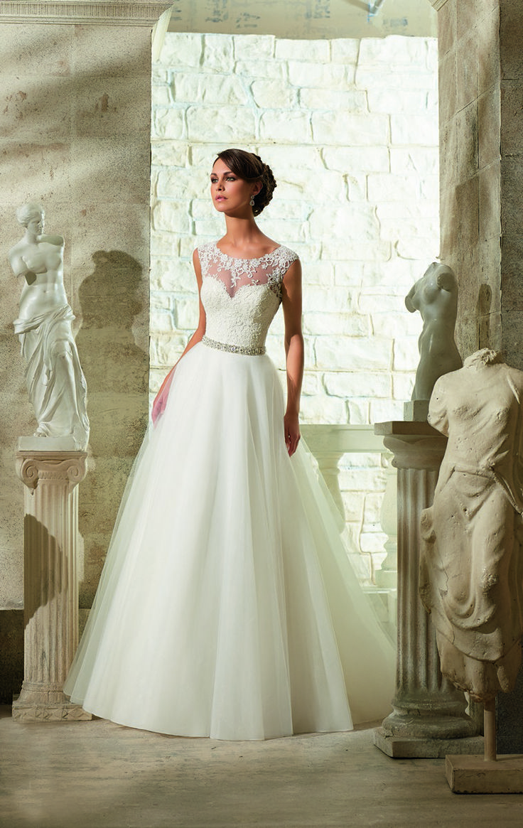 62 besten Mori Lee Blu Wedding Dresses Bilder auf Pinterest ...