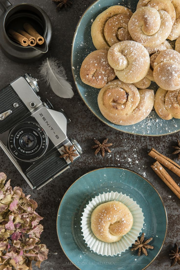 Cinnamon Sweet Buns #food #foodstyling #cinnamon #sweet