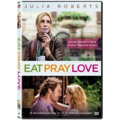 I read the book first, as I prefer to do, and was not at all disappointed in the film. Was stunned with Julia Roberts at this time in her life, and of course, fell in love with Javier Bardem. This is one of those movies that I apply to my own life's stages, and I'm happy to remember I can still make choices and shake things up a bit!