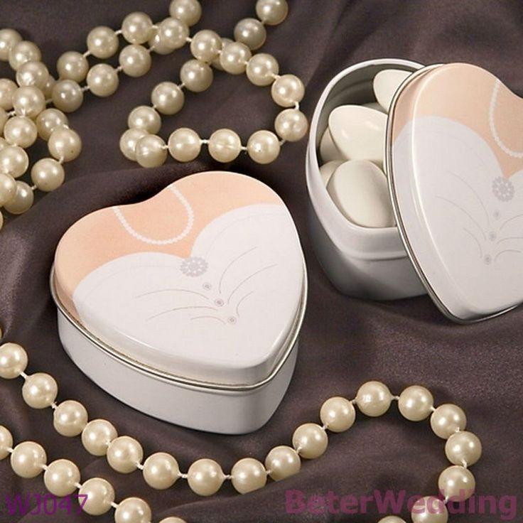 WJ047_Weddingの服のミントの錫(24pcs/lot)の_Wedding Decoration_Wedding Gift_BeterWeddingの記念品