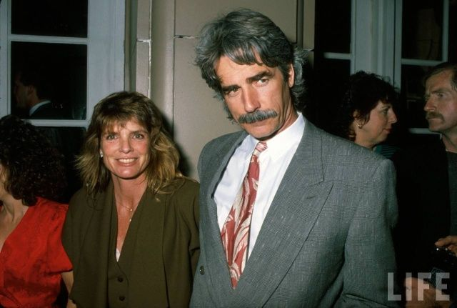 323 best images about celebrities sam elliot katherine for How long has tom selleck been married