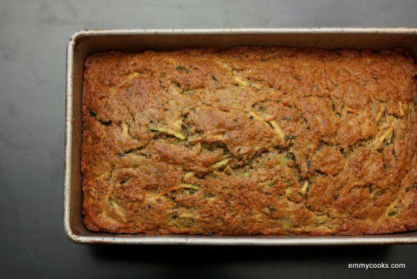 Zucchini Rye Bread   Recipes - Summer Squash & Green Tomato   Pintere ...