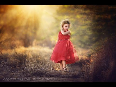 How to Add Sun Rays in Photoshop | Cozy Clicks Photography Phoenix Family and Child Photographer in Ahwatukee, Scottsdale and Phoenix Areas.