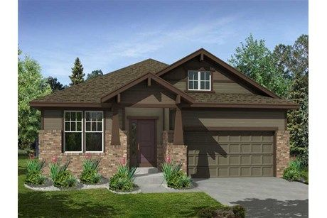 The Bliss by Ryland Homes at Pioneer Ridge