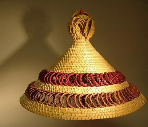 Lesotho Hat from the mountain kingdom