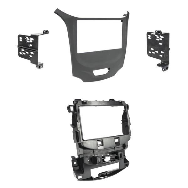 METRA 95-3020B ISO Double-DIN Installation Kit, Chevrolet(R) Cruze 2016 & Up
