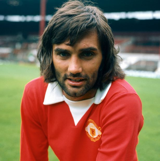 Manchester United Football Club season 1972-73 - George Best