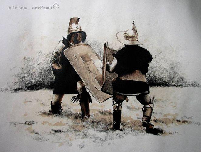 die Gladiatoren - Peter Beißert