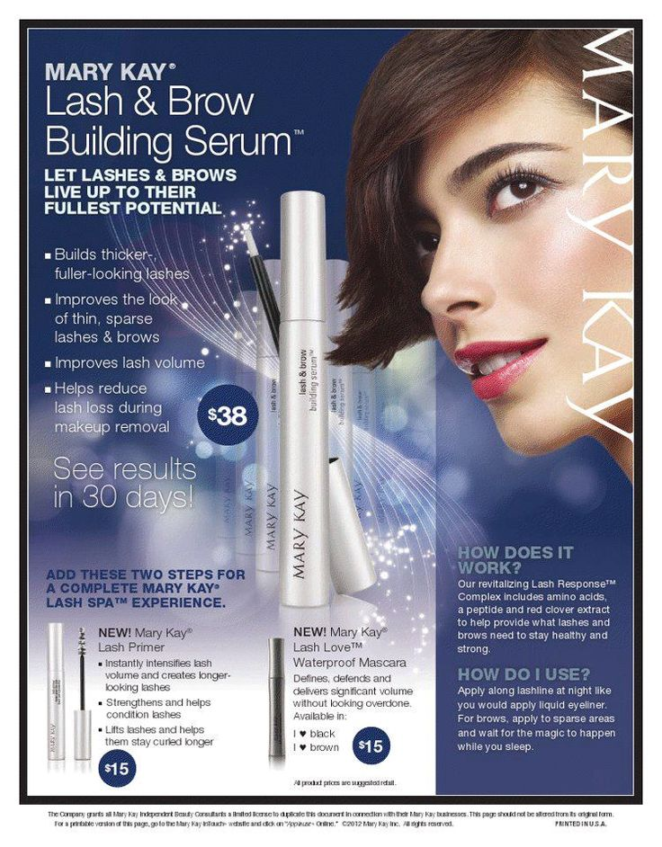 Mary Kay®. For products or career opportunities, contact me at www.marykay.com/morganwelter. Call or text 239-848-7612!