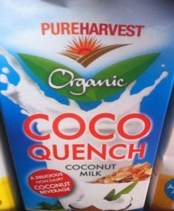 Pure Harvest Organic Coco Quench coconut Milk