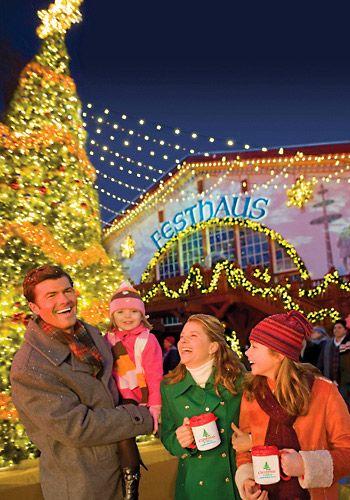 Christmas Town: A Busch Gardens Celebration in Williamsburg, Virginia