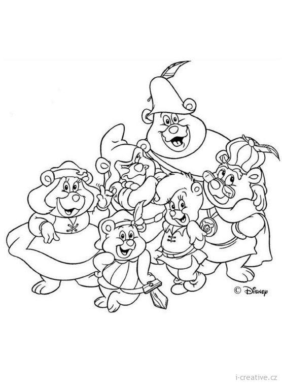 114 besten gum dci m ov bilder auf pinterest for Coloring pages of gummy bears
