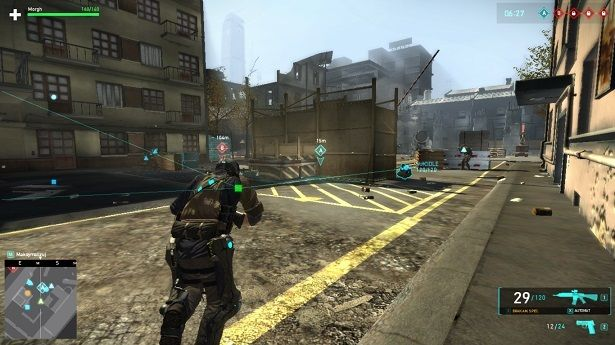 Ghost Recon Online została wydana przez Ubisoft i muszę przyznać, że zrobiła na mnie bardzo duże wrażenie. To francuskie studio, coraz lepiej radzi sobie na rynku Free to Play. Nieco wolniejszy, bardziej taktyczny rodzaj strzelanki - liczy się drużyna!