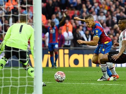 Gallery: Crystal Palace 1-2 Manchester United