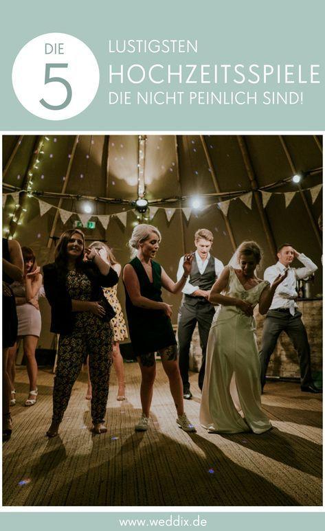 Hochzeitsspiele, die jedes Brautpaar lustig findet! #hochzeit #hochzeitsspiele #…