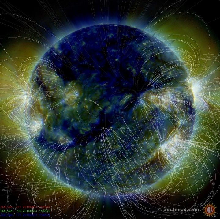 Positive polarity CH HSS sparks geomagnetic storm