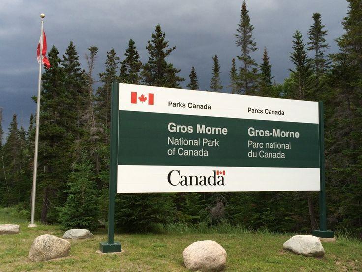 gros morne national park, western newfoundland, Canada