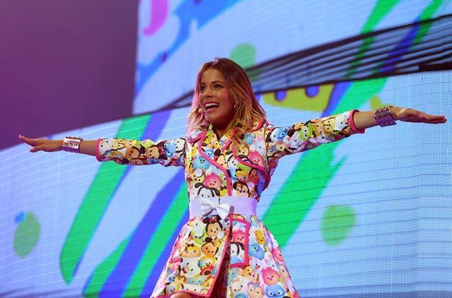 Mejores 57 Imágenes De Tsum Tsum En Pinterest: Tsum Tsum Disney Violetta Live Martina Stoessel