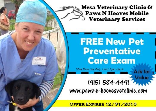 free mobile veterinary services