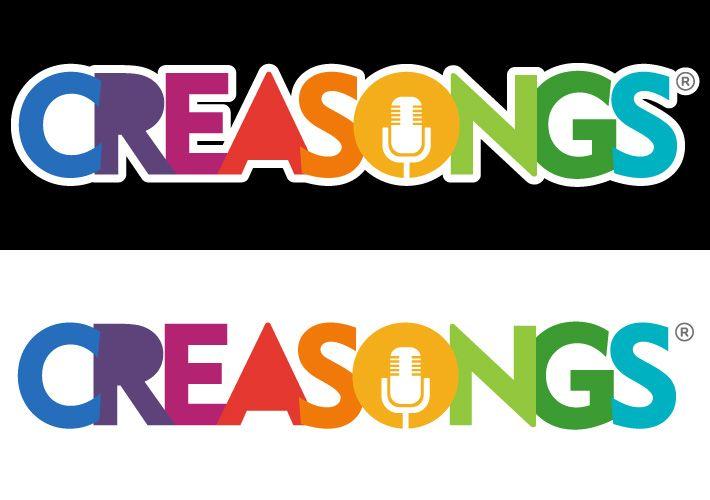 Logotipo Creasongs