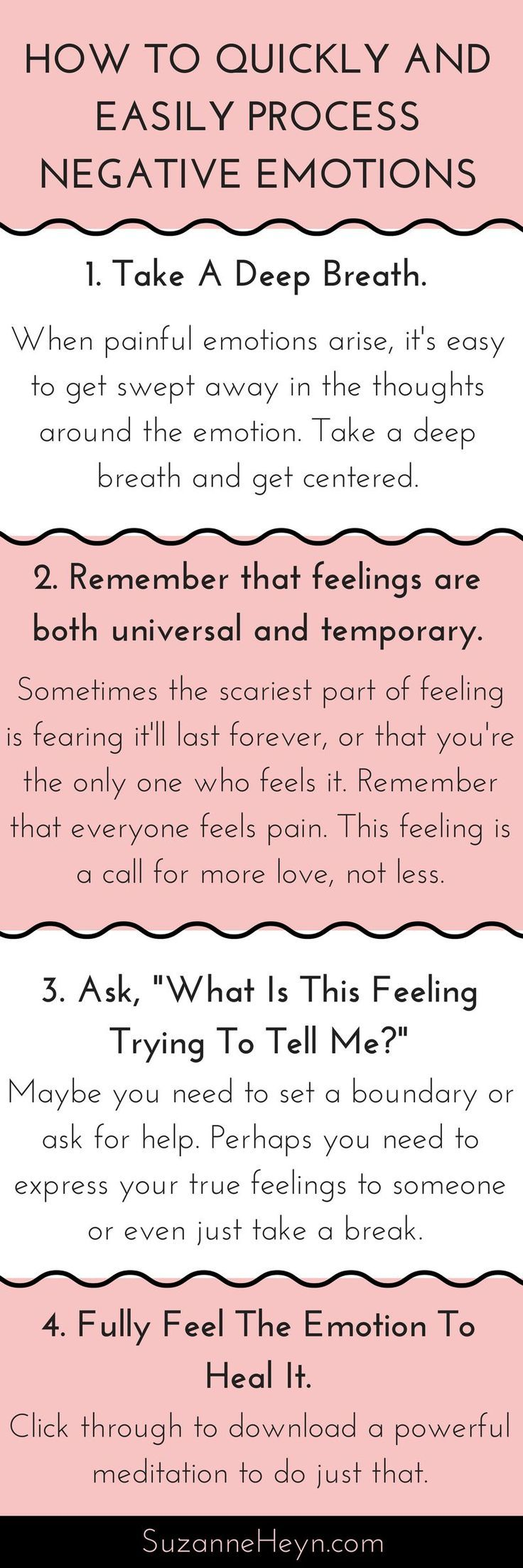 Best 25 healing meditation ideas on pinterest spiritual learn how to release negative emotions like anger and sadness in four easy steps click fandeluxe Images