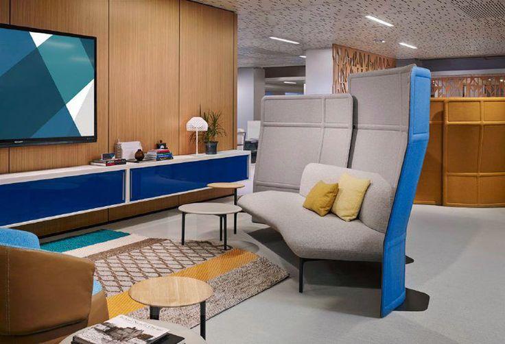 haworth + patricia urquiola collaborate on office furniture