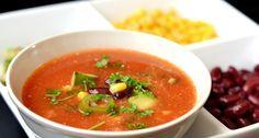 Mexikói paradicsomos leves recept   APRÓSÉF.HU - receptek képekkel