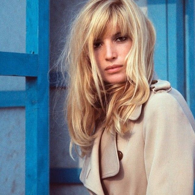 Monica Vitti, perfect hair