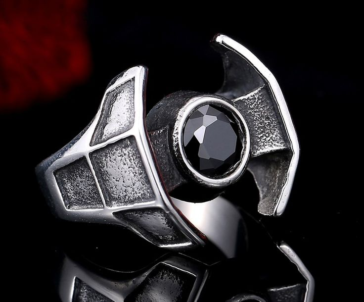 Star Wars Titanium Ring