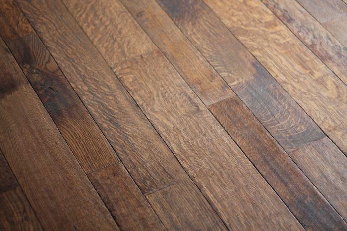 Custom Handscraped Hardwood Floors New Floor Pinterest