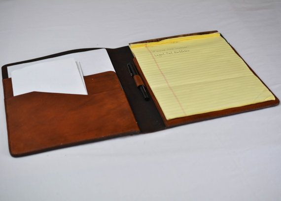 99 best Work images on Pinterest Leather briefcase, Resume - resume holder