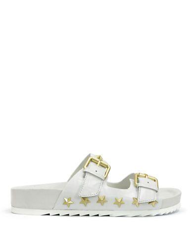 ASH AshUnited Slide Sandal. #ash #shoes #sandals