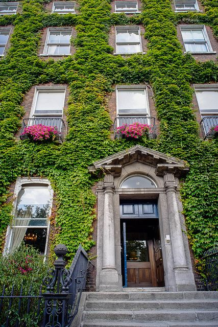 Dublin, Ireland  {I have my own picture of this exact building!}