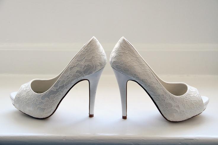 Wedding Shoes www.davidblackshaw.com
