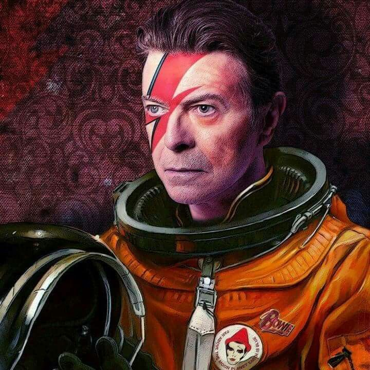 This is major Tom to Ground Control...