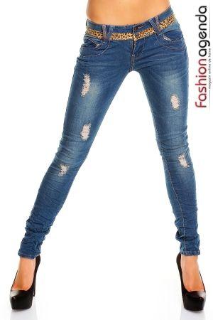 Jeans Fearless  >> Click pe poza pentru a vedea pretul. #PantaloniDama