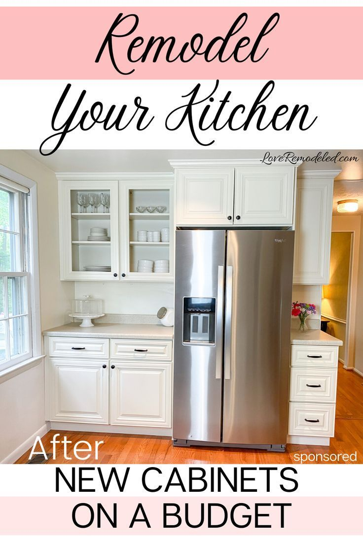 A Review Of Lily Ann Cabinets How To Build And Install Rta Cabinets In 2020 Diy Kitchen Projects Rta Cabinets New Cabinet