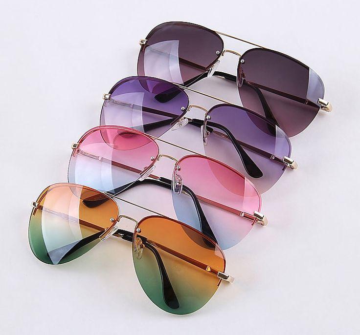 Cолнцезащитные очки. Получились рублей 130-150. Выглядят неплохо, но это пластик и не самый лучший. #sunglasses #taobao