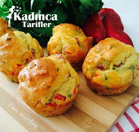 Sosisli Muffin Tarifi