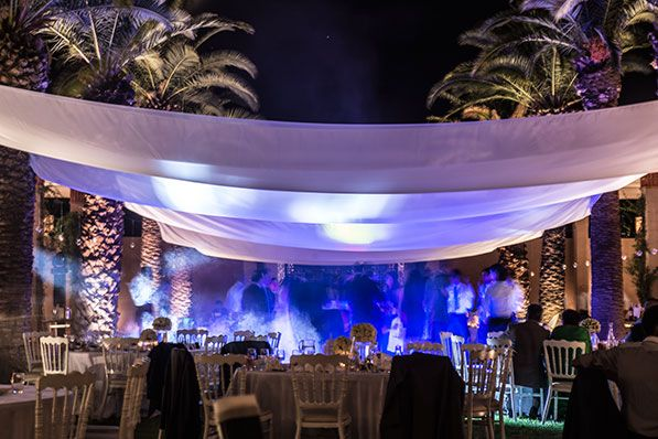 Exceptional wedding atmosphere