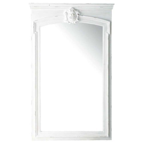 Les 25 meilleures id es concernant miroir trumeau sur for Miroir trumeau bois