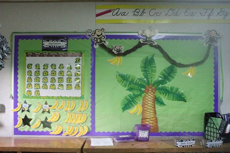 Creative Teaching Press Classroom Decorations ~ Best monkeys classroom inspiration images on pinterest